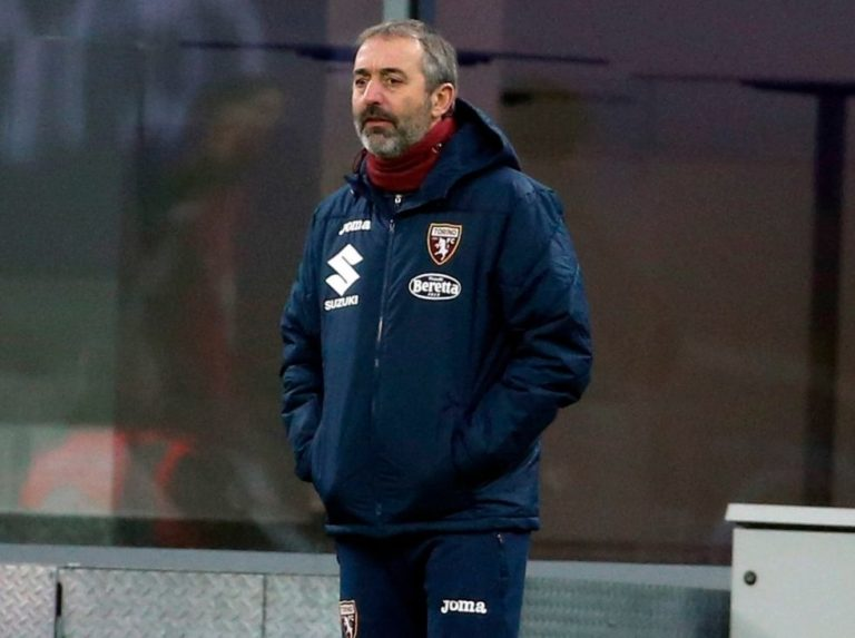 Marco Giampaolo will not continue to coach Torino