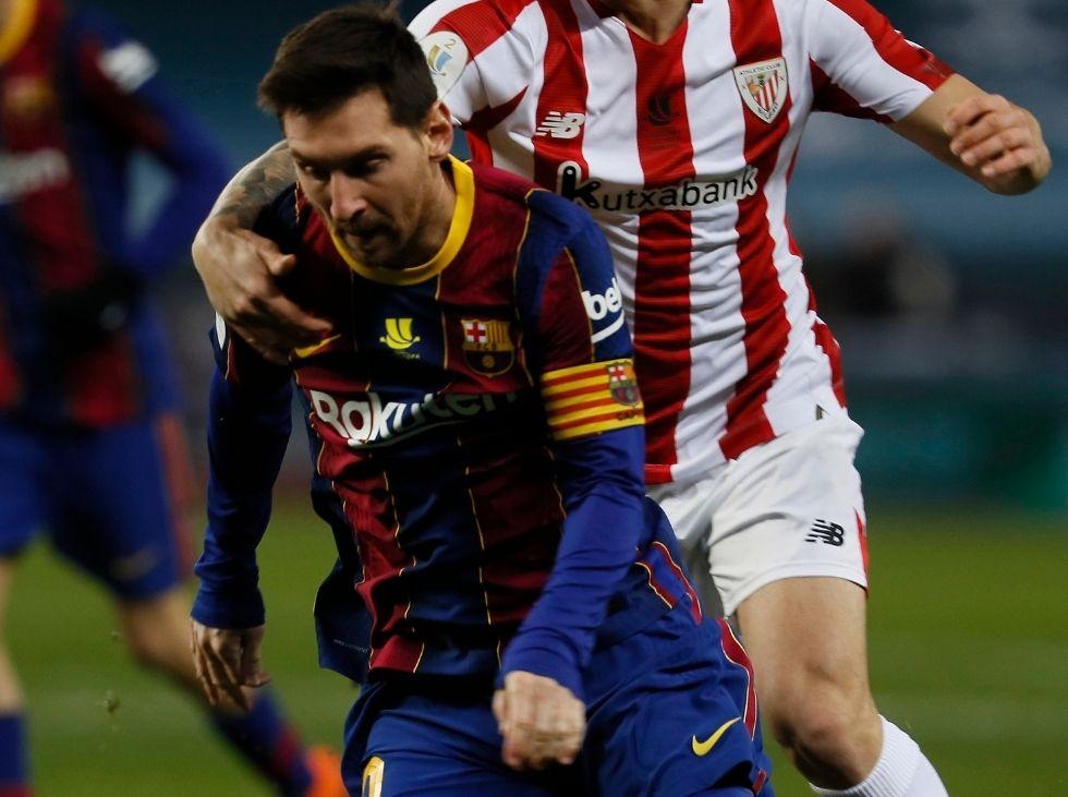 Messi enfrenta sanción por primera sanción con Barcelona