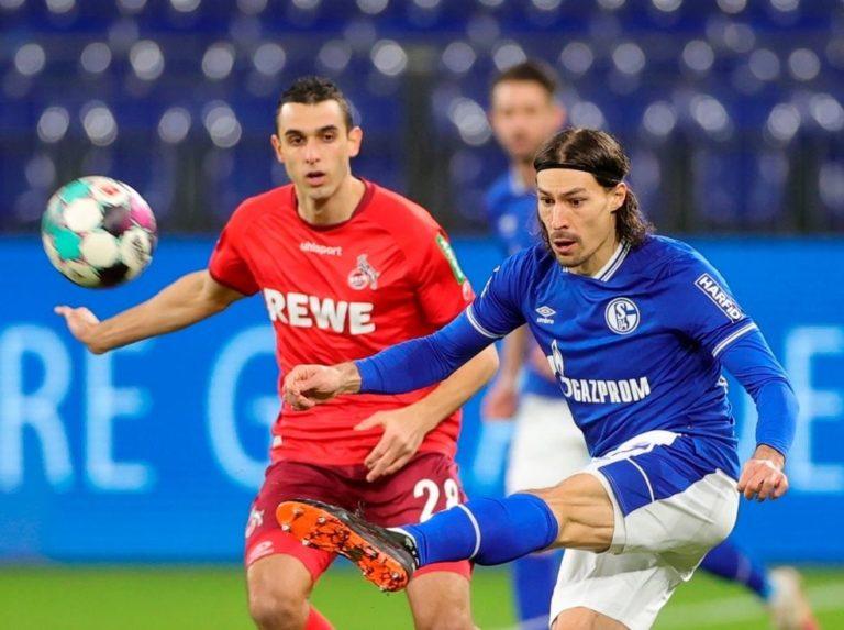 ¡Insólito! El Schalke cae ante Colonia y se hunde en el fondo de la Bundesliga