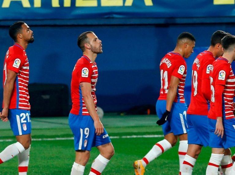 Granada pactó 2-2 ante Villarreal
