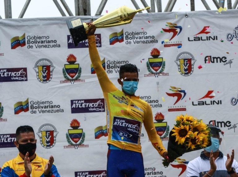 Roniel Campos está de vuelta al ciclismo del viejo continente