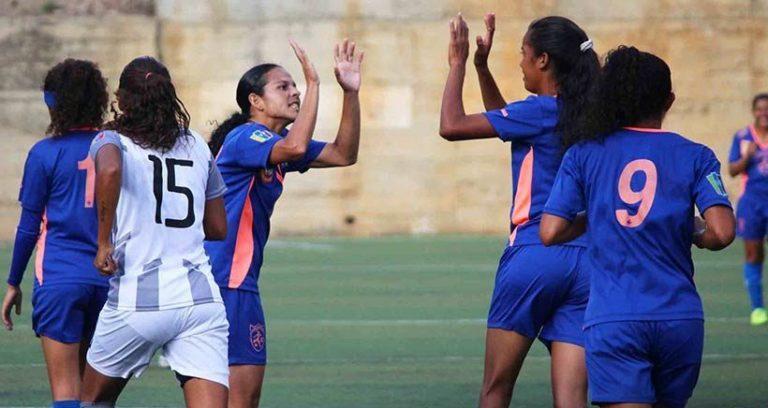 Atlético SC met its rivals in the Libertadores Femenina