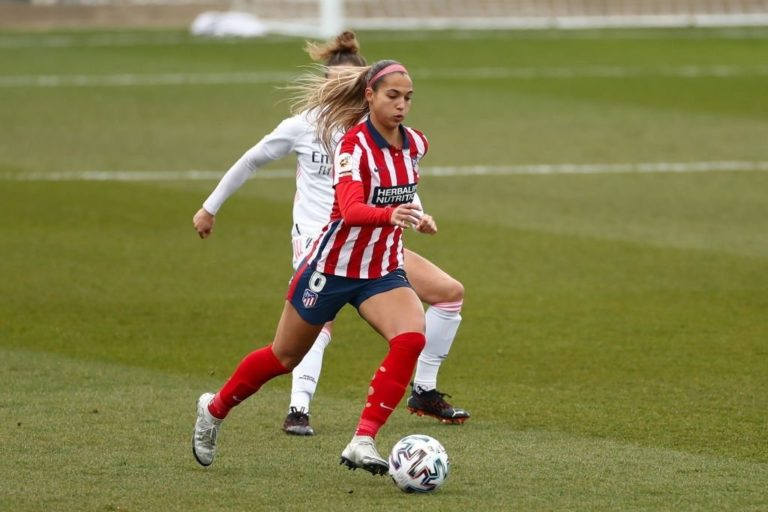 Deyna and Atlético aspire to continue rising in the Spanish League