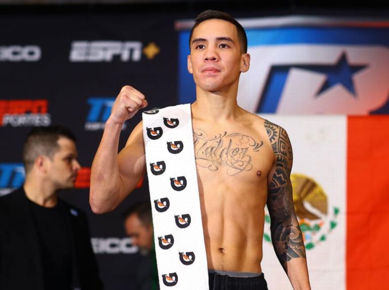 Valdez beats Bertchelt by knockout in 10 rounds