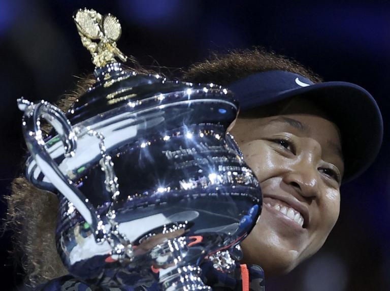 Naomi Osaka conquers the Australian Open