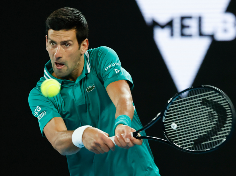 Djokovic will stop: Suffers a 2,5 cm tear