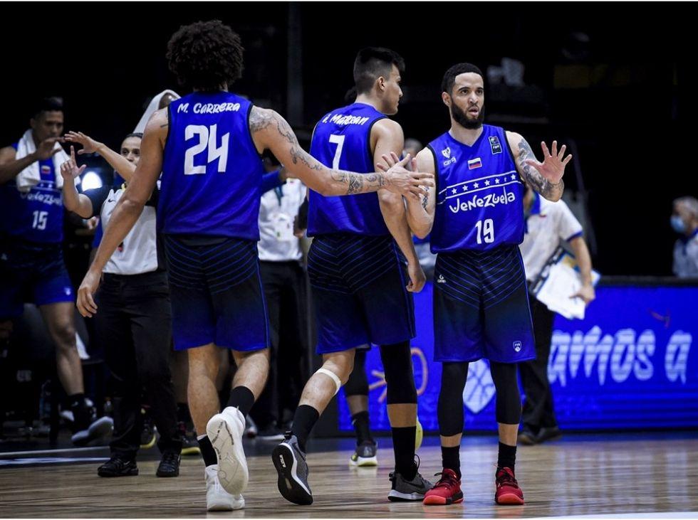 Resultado de imagen para Venezuela FIBA