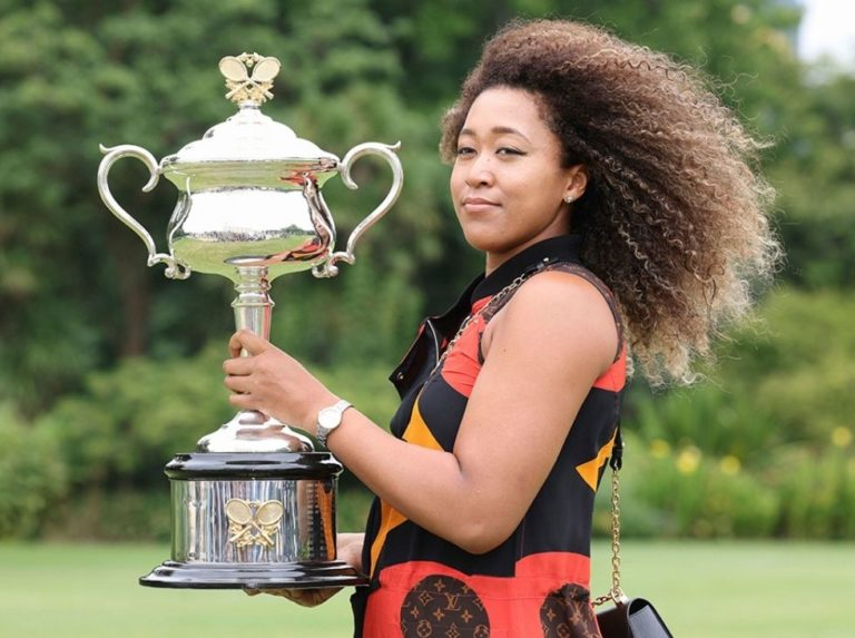 Naomi Osaka ascends to second place in the ranking