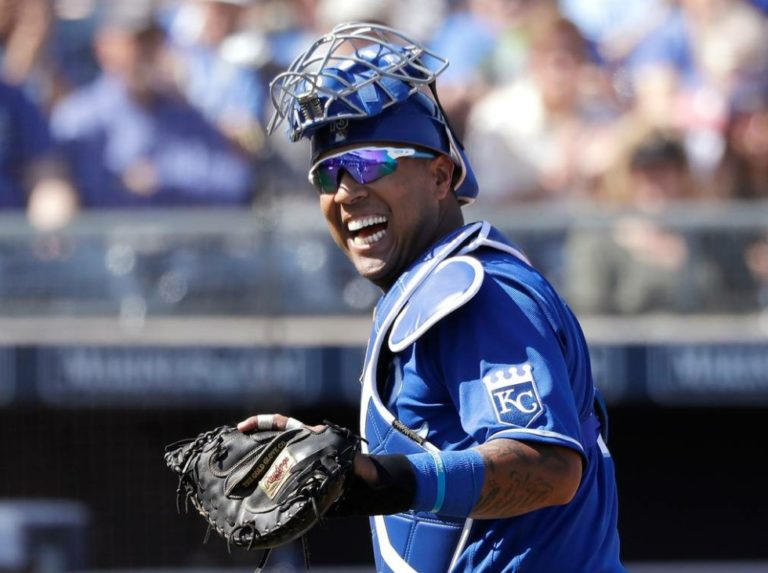 Salvy expects the Royals to surprise