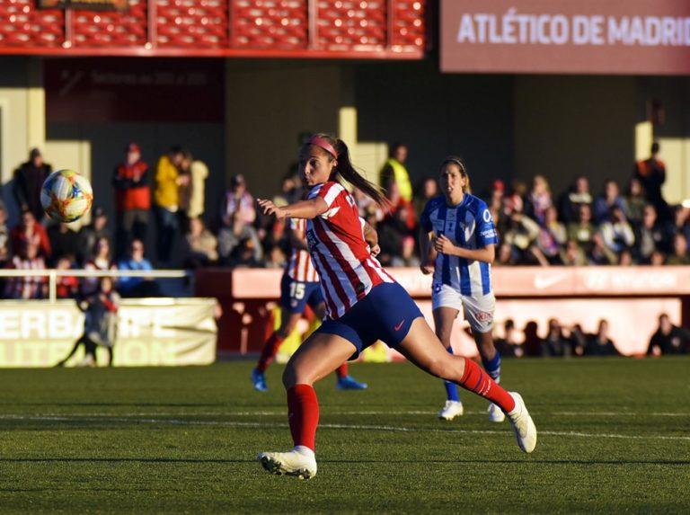 They surprised Atlético de Deyna