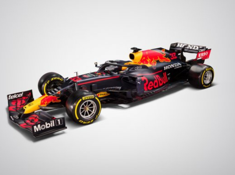 Red Bull presents its new car