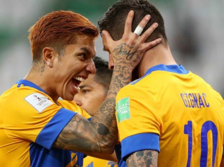 Tigres UANL surprise Palmeiras and make history