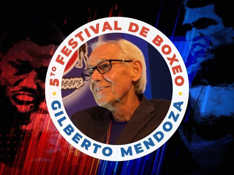 Retorna el boxeo con el Festival Gilberto Mendoza