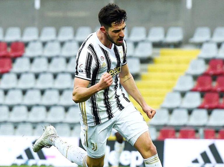 Alejandro Marqués a un paso de debutar con la Juve en Serie A