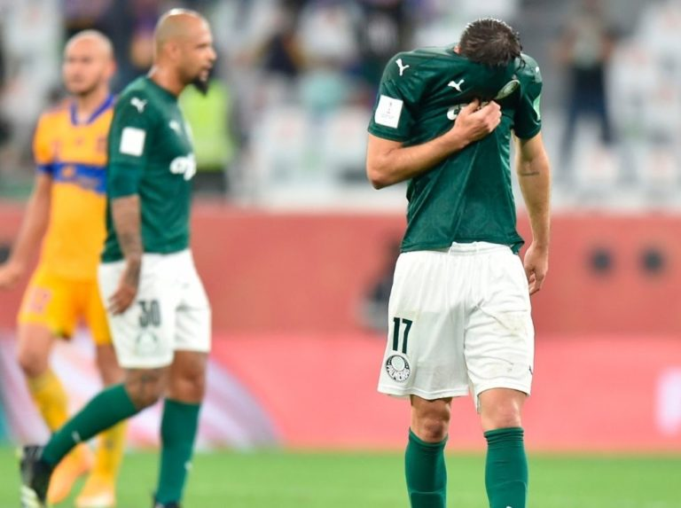 Palmeiras falls on penalties and finishes fourth in the Club World Cup