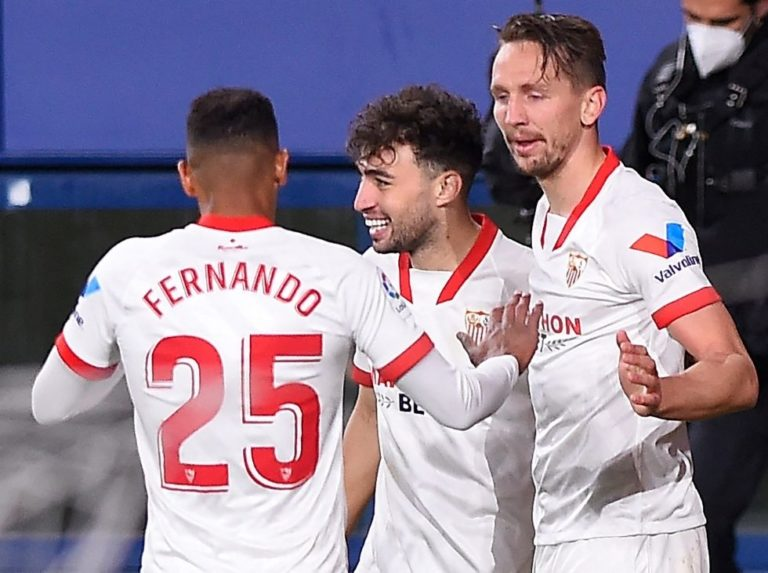 Sevilla overtakes Barcelona in the table after defeating Osasuna