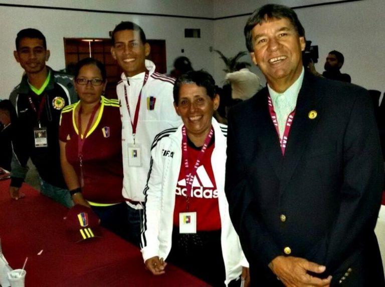 Comité bloqueó a Asofútbol La Guaira