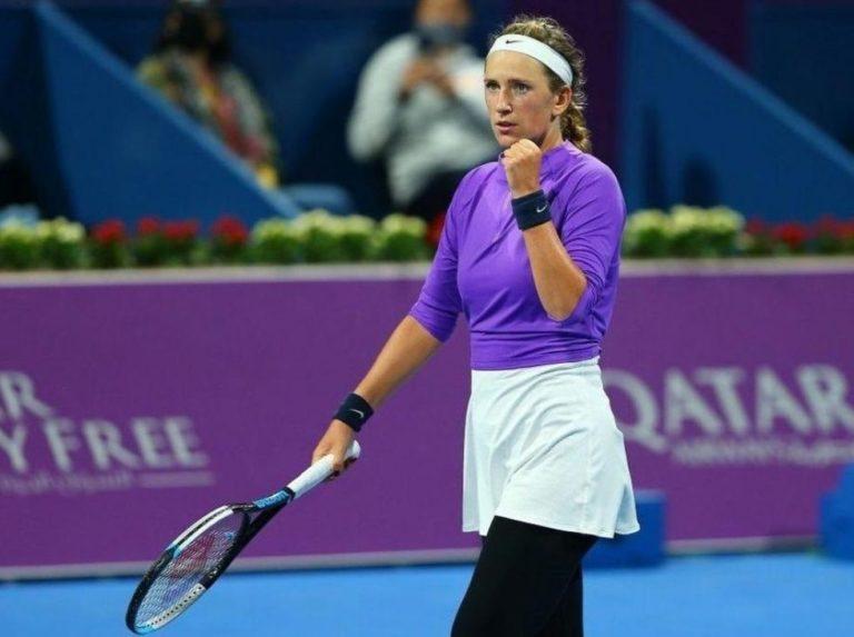 Azarenka sigue imbatible en Doha
