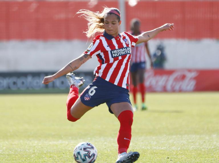 Deyna Castellanos va por dura prueba en Liga de Campeones