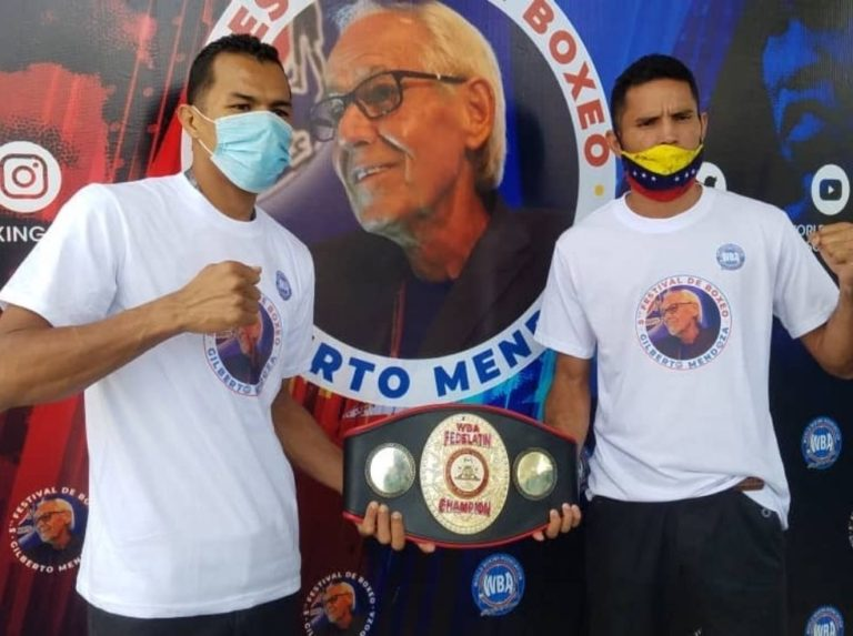 González y Romero van con todo por el cetro Fedelatin AMB