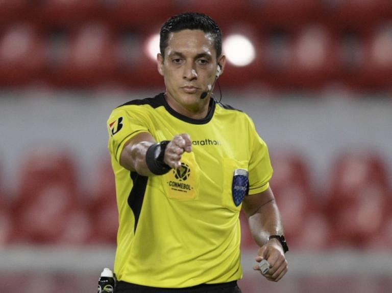 El Portuguesa niegan derechos al árbitro Jesús Valenzuela