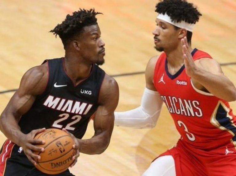 Butler se inspira en triunfo frente a Pelicans