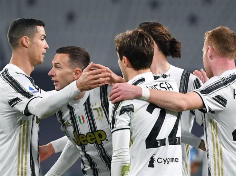 Juventus venció al Spezia