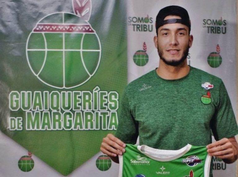 Anthony Pérez renovó por dos años con Guaiqueríes