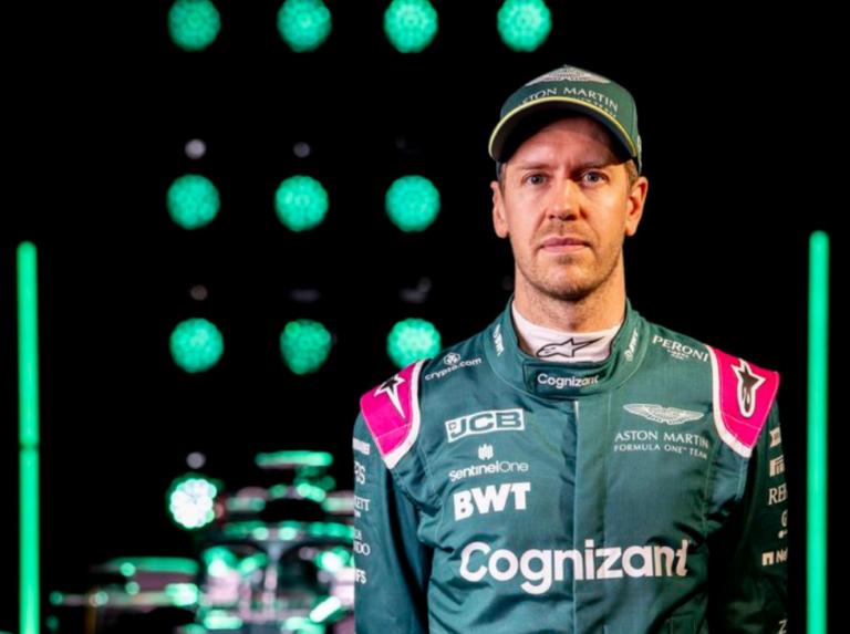 Vettel encara la temporada 2021 con optimismo