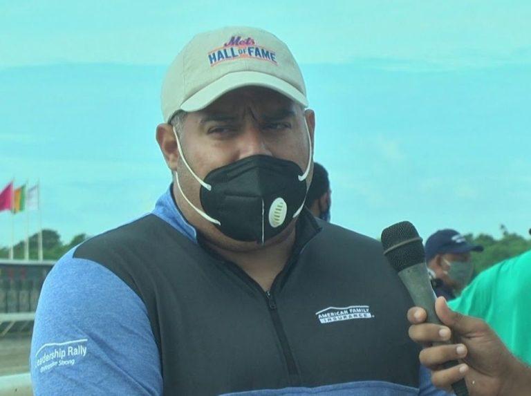 Criollo Luis Valerón se luce en República Dominicana